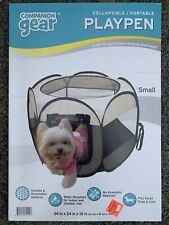 Dog Collapsible Playpen Small