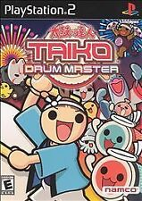 Taiko Drum Master PS2 Playstation 2 Game Complete Used Condition Namco