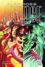 JUSTICE TPB by Alex Ross, Jim Krueger, Doug Braithwaite DC Comics #1-12 TP JLA