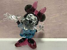 Swarovski Figur Disney Minnie Maus 10,5 cm. Top Zustand