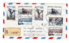 French Southern and Antarctic Territories Sc#1-7 TERRE ADELIE 20/1/1959-