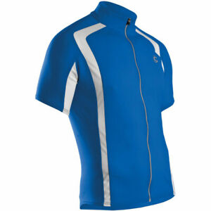 Cannondale Classic Cycling Jersey - Large - Blue - 2M120L/SPH
