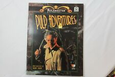 Pulp Adventures Rolemaster Standard System, 5701 ICE FRP RPG