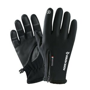 Winter Warm Gloves Non-slip Outdoor Sport Climbing Bicycle Cycling Motorcycle