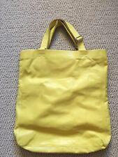 M0851 Leather Small Shooping Bag (citron/lemon)
