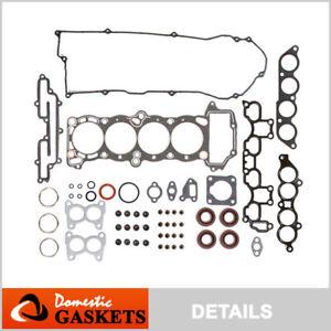 Fits 95-99 Nissan Sentra 200SX 1.6L DOHC Head Gasket Set GA16DE