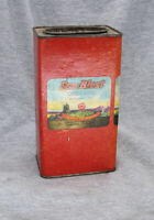 Vintage Sun-Blest Oregano Spice Tin Tiedemann & McMorran, S.F. CA 1 Pound Tin