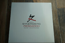 XLR Kabel  Synergistic Research Athmosphere4 neu/new 1m