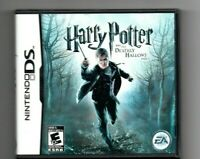 Harry Potter and the Deathly Hallows: Part 1 (Nintendo DS, 2010) W/Manual Tested