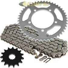 Drive Chain & Sprockets Kit Fits SUZUKI DL650 DL650A DL650SE 2004-2016