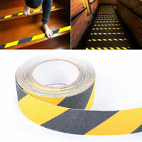 Antirutsch Klebeband Treppen. Antirutsch Streifen Schwarz-Gelb Selbstklebend