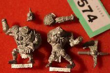 RACKHAM CONFRONTATION metal figures armée Spares et réparations ORCS Bits Lot Job