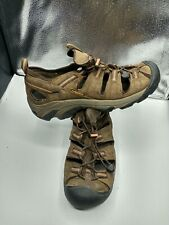 Keen Mens Water Hiking Walking Brown Shoes Sandals Size 11