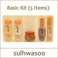 [Sulwhasoo] Sample Basic Kit (5 Items) / Travel Kit / Korea Cosmetic / (S둘)