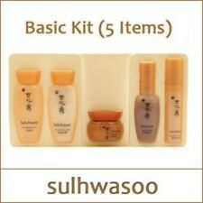 [Sulwhasoo] Sample Basic Kit (5 Items) / Travel Kit / Sweet Korea Cosmetic /(S2)