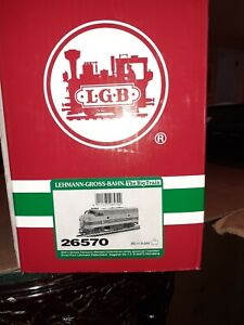 LGB #26570 GREAT NORTHERN F7A Diesel Loco NEW