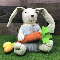 BRAND NEW Cotton Tail Easter Gnome Holding A Carrot