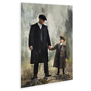 "The Birmingham Peaky Blinders ""Role Model"" wall art poster"