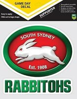620089 SOUTH SYDNEY RABBITOHS GAME DAY DECAL NRL CAR STICKERS ITAG