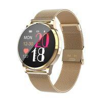 MK07 Waterproof Women Smart Watch Bracelet Heart Rate Monitor Fitness Tracker