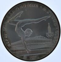 RUSSIE 5 ROUBLES JEUX OLYMPIQUES 1980 1980 ARGENT