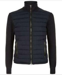 SPECTRE James Bond knitted sleeve bomber jacket