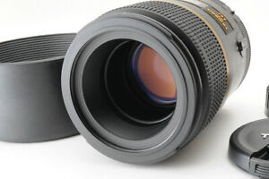 Tamron AF 90mm F/2.8 Di SP Macro 272E for Nikon F Mount Lens [Mint in Box]