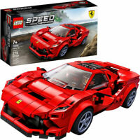 LEGO Speed Champions Ferrari F8 Tribute  Red Car
