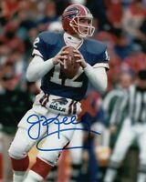 Jim Kelly Autographed Signed 8x10 Photo ( HOF Bills ) REPRINT