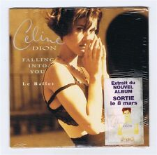 CD SINGLE (NEW) CELINE DION FALLING INTO YOU / LE BALLET