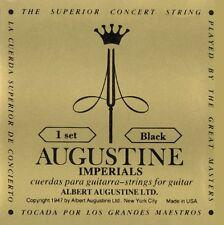 """Augustine Imperials """"Black"""" Saitensatz für Klassikgitarre, I9*"""