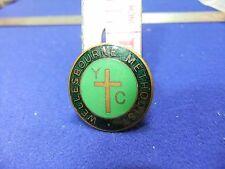 vtg badge wellesbourne methodist yc youth club ? church member membership