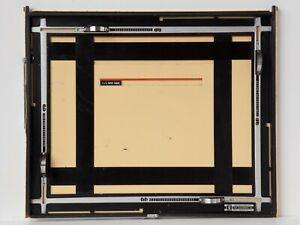 Saunders 14x17 4-Blade Adjustable Darkroom Easel
