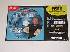 Who Wants to be a Millionaire Sports Edition CD-ROM
