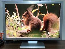HAZRO HZ-M30W 30in Non Reflective 2560x1600 Dualdvi Screen No Dead Pixels
