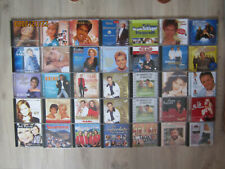 35 CD`s - Schlager + Hits - Querbeet - siehe Fotos