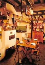 France Cuisine rurale Photo: Angele Schaffner Strasbourg Musee Alsacien Kitchen