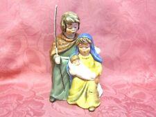 Goebel Krippenfigur Heilige Familie 44 014 16 Maria Josef Jesus Porzellan 5456