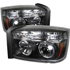 Spyder Auto 5009760 Halo LED Projector Headlights Fits 05-07 Dakota