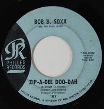 Bob B. Soxx & The Azul Jeans Zip-a-Dee Doo-Dah 45 R&b Philles VG Darlene Love