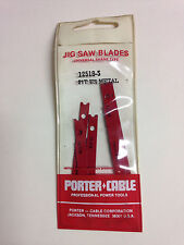 """Porter Cable 12518-5 Jig Saw Blades 2-3/4"""" 21T (5 Blades)"""