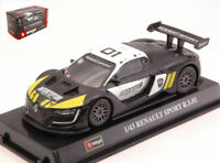 Renault Sport R.s. 01 Interceptor 1:43 Model BBURAGO