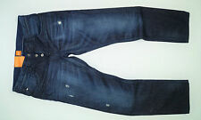 Hugo Boss Orange 24 Milano W32 L34 Denim Jeans Ajustement Régulier 32/34