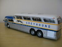 Greyhound Scenicruiser bus 1956 1:43 model by ixo/hachette new in blister pack
