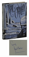 SIGNED The Trail of Cthulhu AUGUST DERLETH ~ First Edition 1962 Arkham House 1st