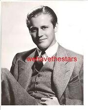Vintage William T. Orr HANDSOME '41 Publicity Portrait