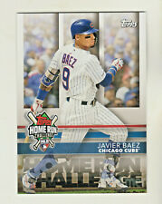 2020 Topps HOME RUN CHALLENGE #HRC-7 JAVIER BAEZ Chicago Cubs UNSCRATCHED