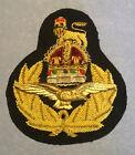 British Commonwealth Royal Air Force, Air Marshal officers bouillon cap badge