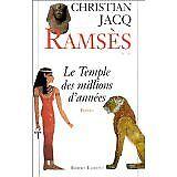 Jacq christian - RAMSES T2 - 1996 - Broché