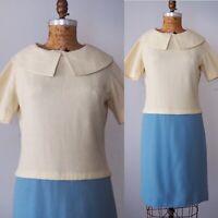 1960's BOBBIE BROOKS Vintage Designer Knit Dress
